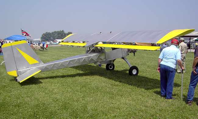 Backyard Flyer Ultralight valley engineering - items for sale